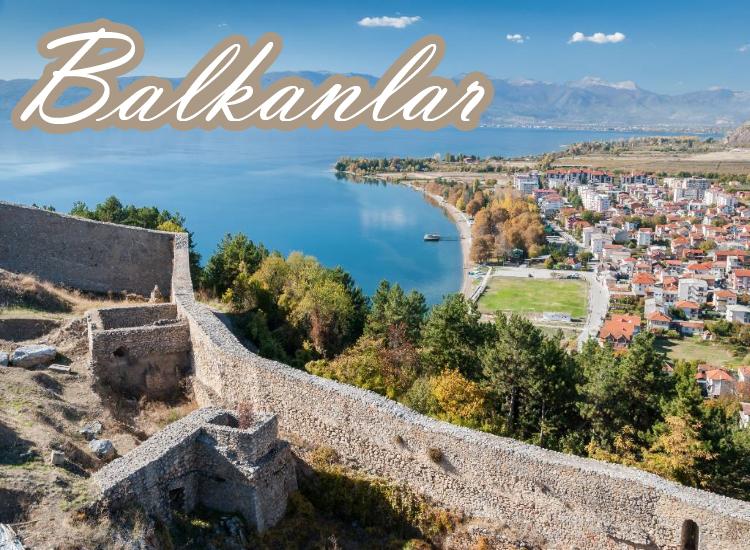 Büyük Balkan Turu (Üsküp Başlar)