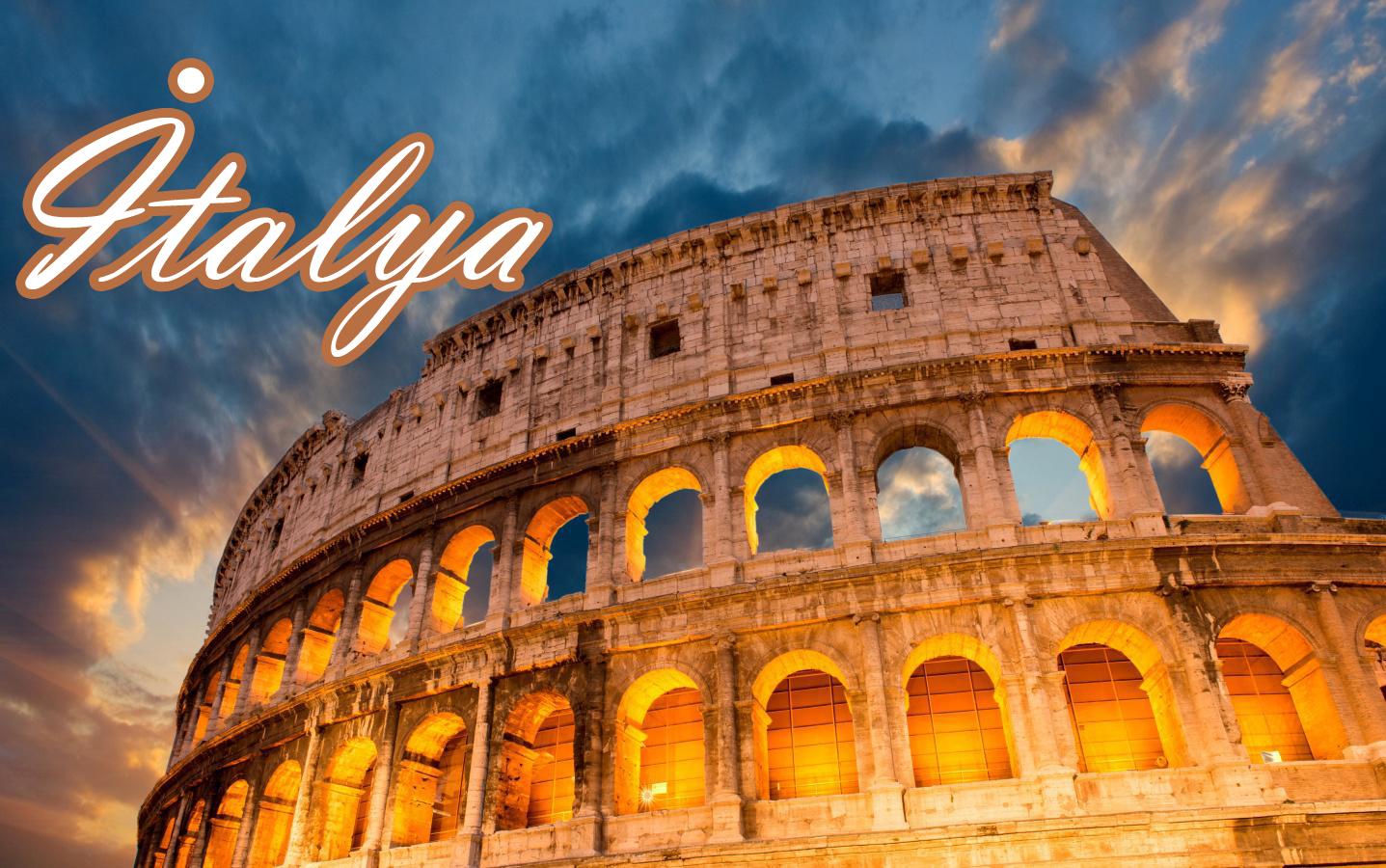 Büyük İtalya Turu (Milano Gidiş)