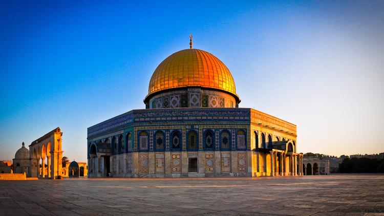 Miraç Kandili Özel Kudüs Turu