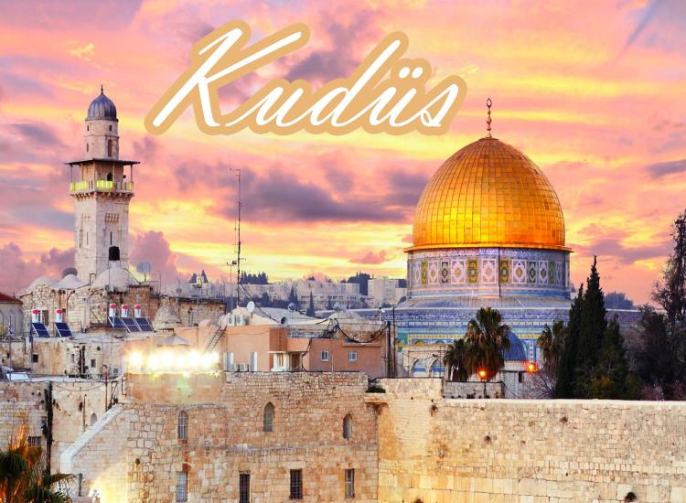 Miraç Kudüs Turu - Ömer Kaptan