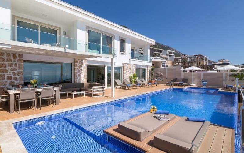 Villa Azur Kaş-Kalkan